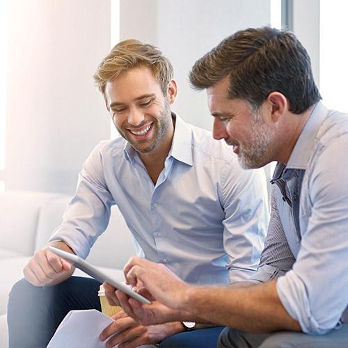 business mentor program