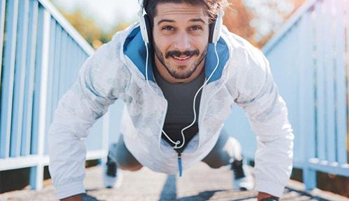 self-confidence fitness